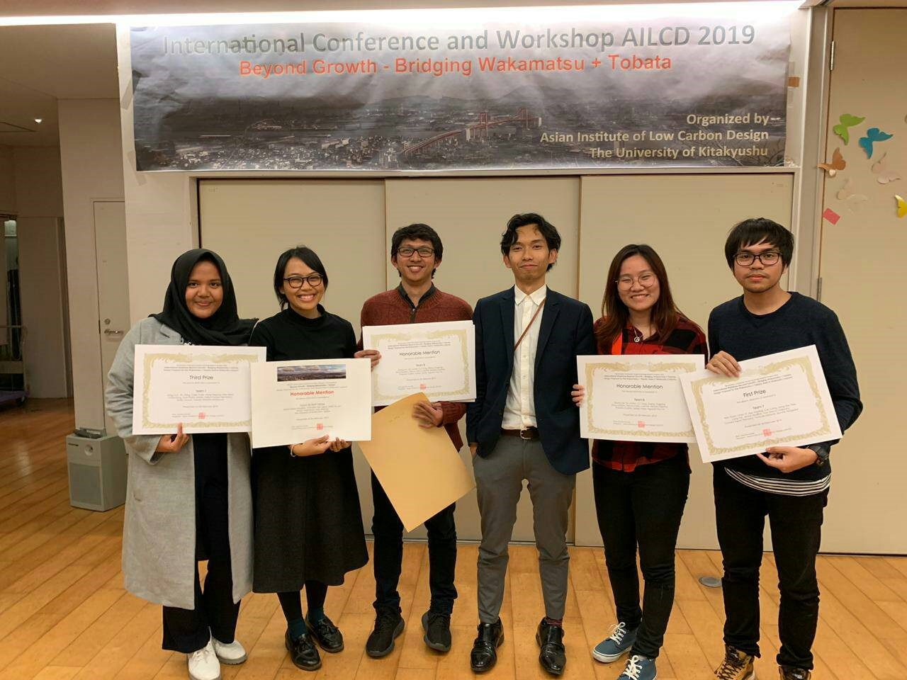 Juara 3 AILCD International Conference and Workshop 2019