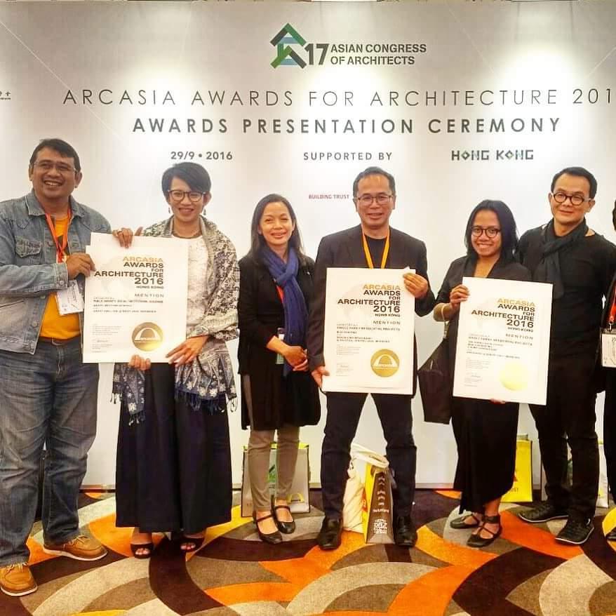 Arcasia Award 2016 – Andry Widyowijatnoko