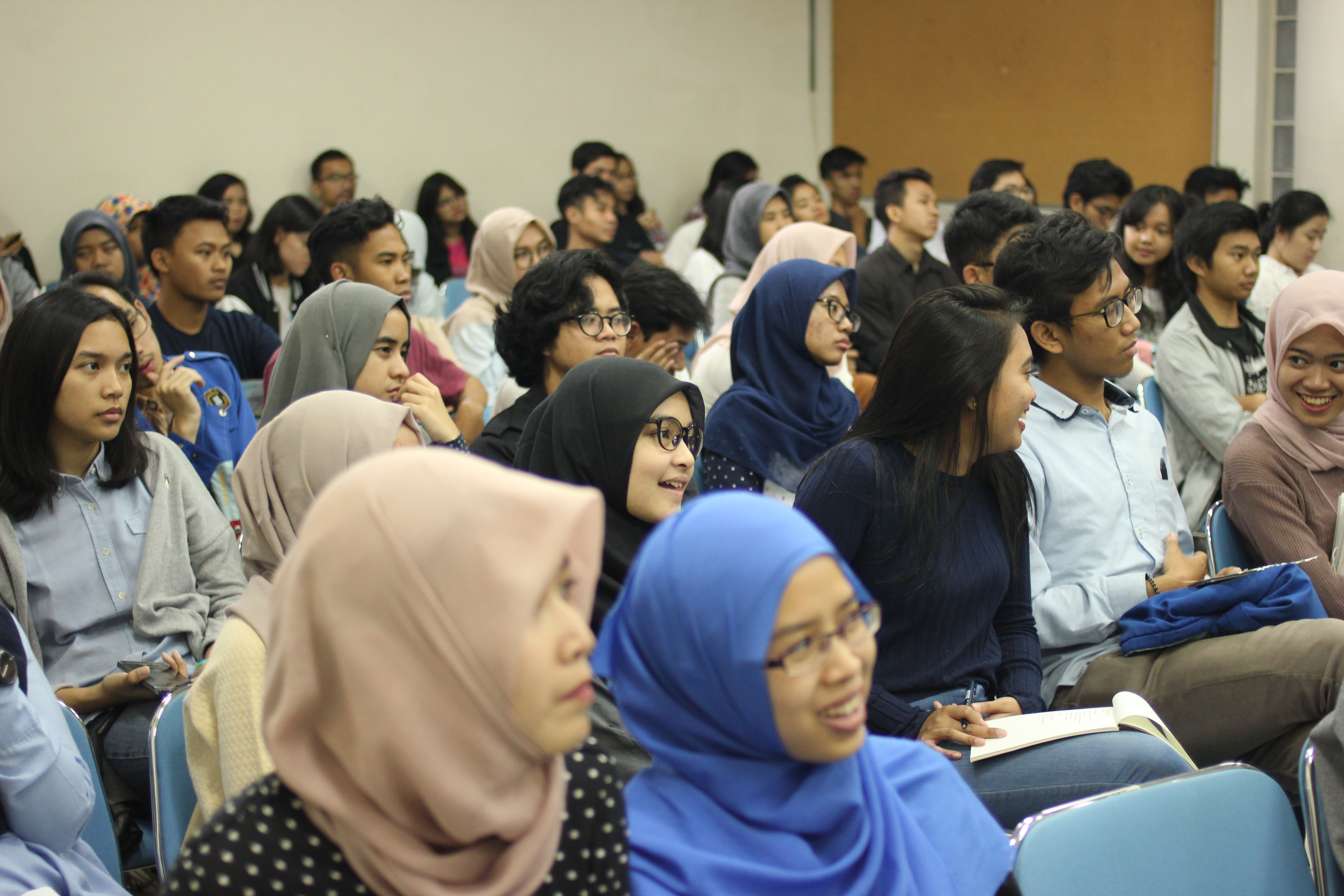 """Seminar Beasiswa LPDP: """"LPDP Scholarships and How to Find Them""""- Architecture and Built Environment Studies in UK"""