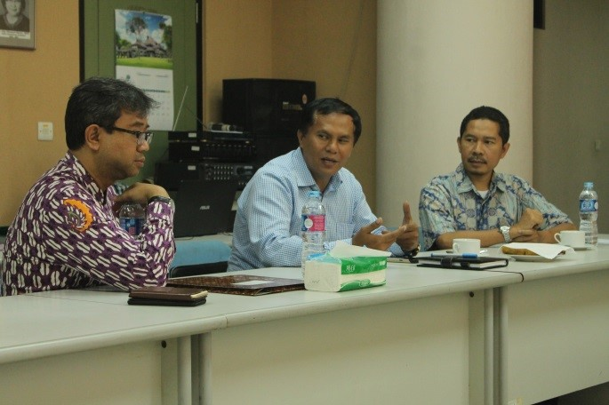 Penandatanganan MoA dengan Kabupaten Sumedang Selatan