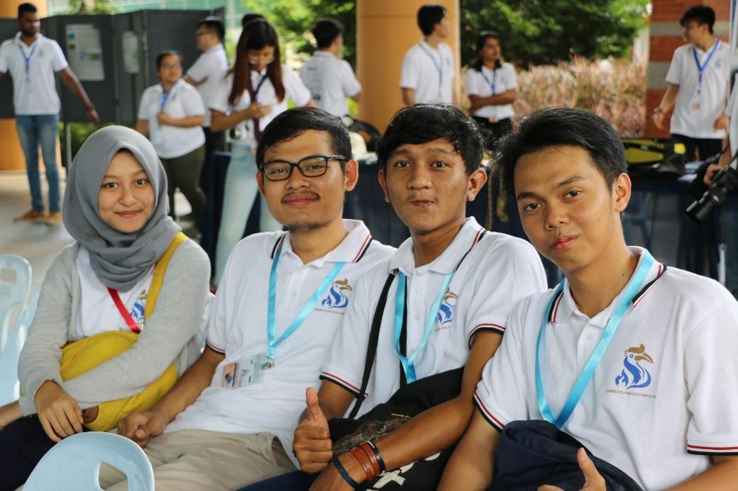 Juara 1- Oil Rig Design Competition, Serawak, Malaysia