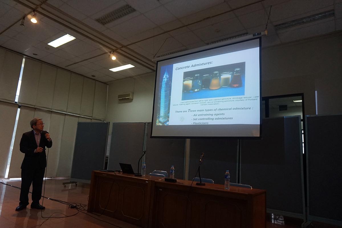 Kuliah Tamu: Sugeng Wijanto, PhD-PT. Gistama Intisemesta