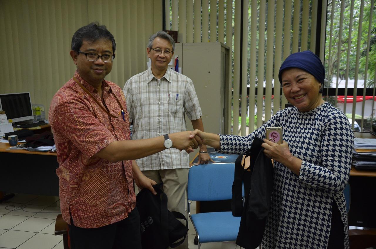 Penandatanganan Kerja Sama SAPPK dan Yayasan Tunas Nusa