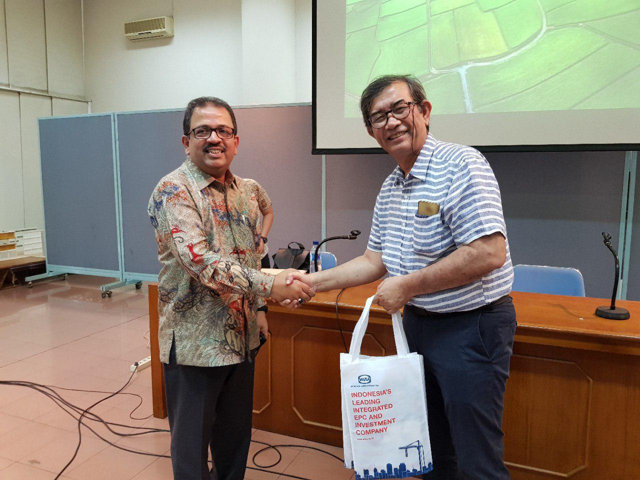 Kuliah Tamu 22 Februari 2018-Ir. Novel Arsyad