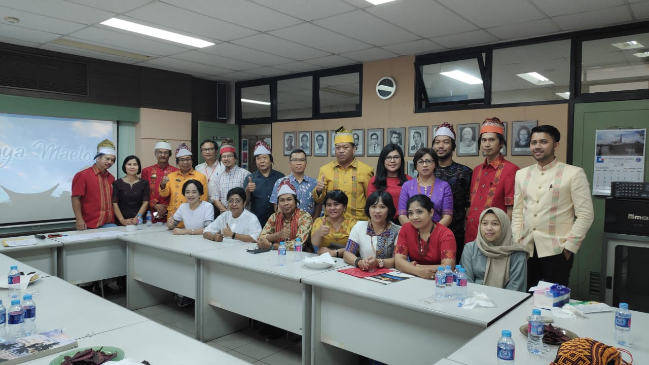 Kunjungan Wakil Bupati dan Rombongan Pemda Tana Toraja