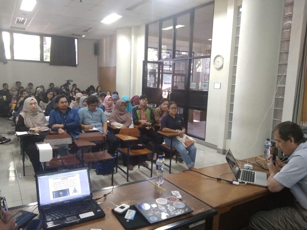 Kuliah Tamu-24 Agustus 2018: Prof. Moncef Krarti