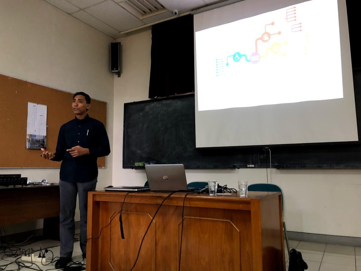 Kuliah Tamu-14 September 2018: Sigit Wisnuadji