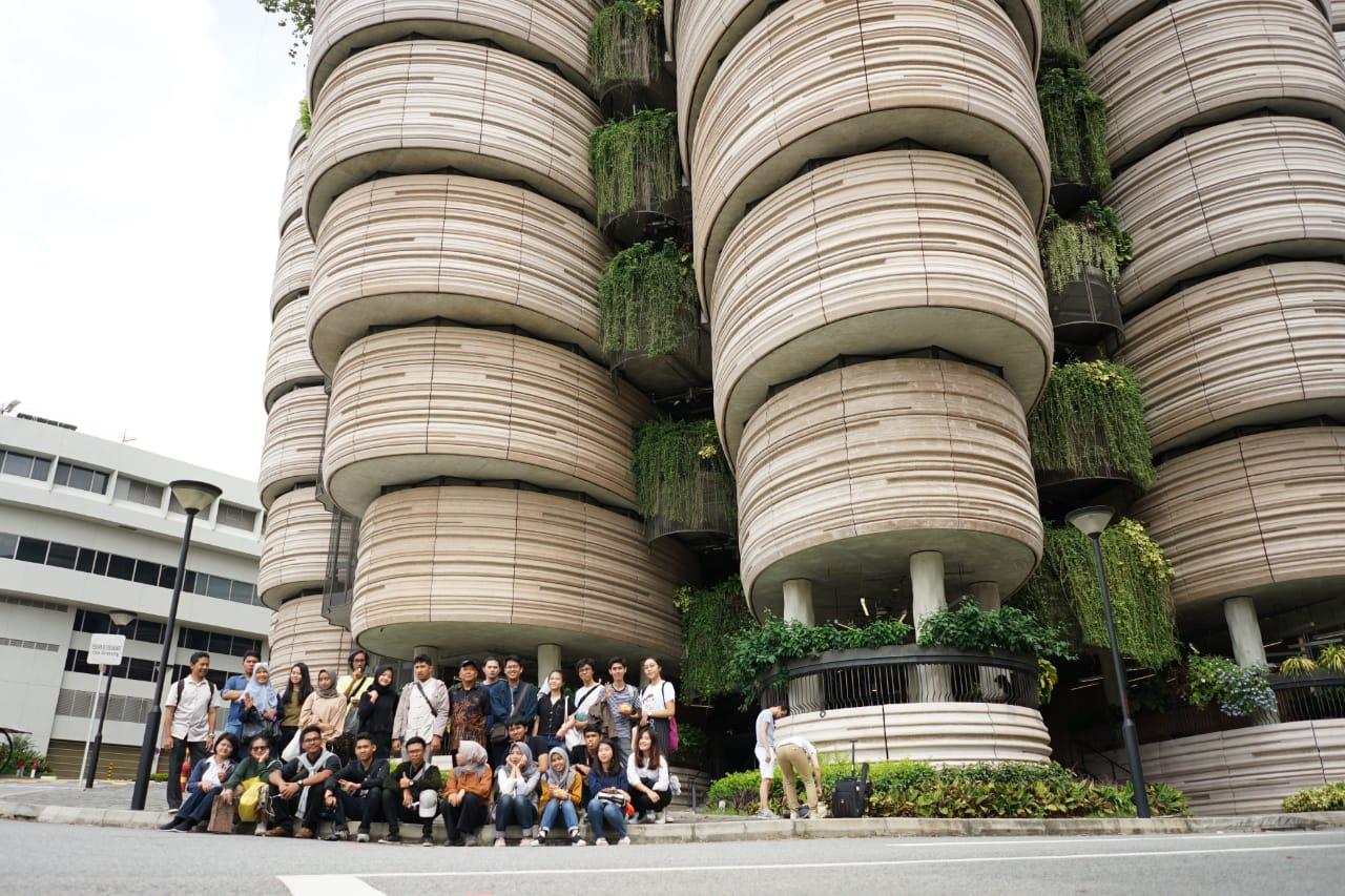 Kuliah Lapangan Singapura, 19-22 April 2019