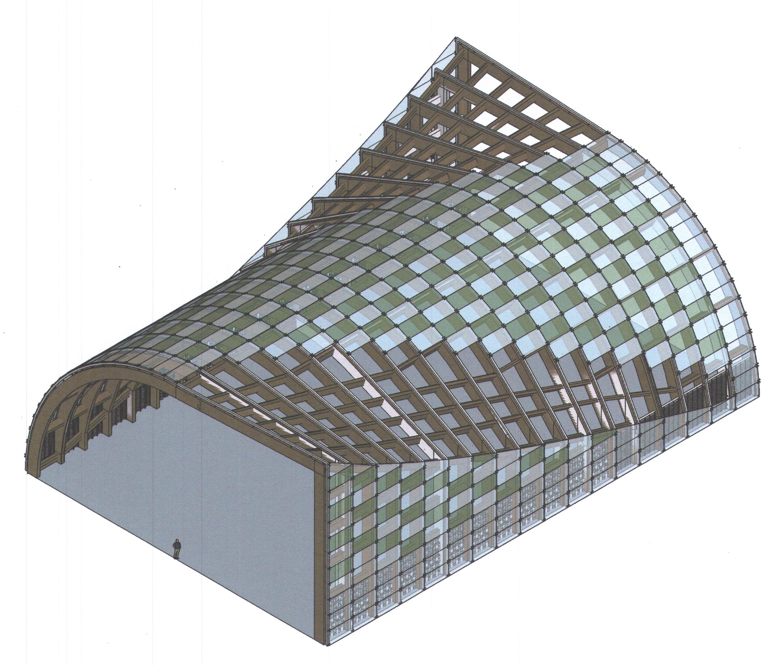 AR 3120 Studio Konstruksi dan Bahan 2 Tugas 4 & Tugas 3