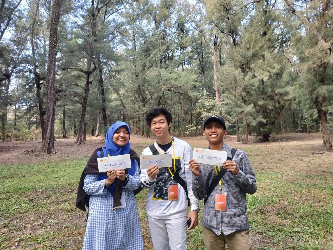 Juara dalam 13th International Students Multidisciplinary Design (d-CAMP)- dalam Rangkaian Program I-CAPS