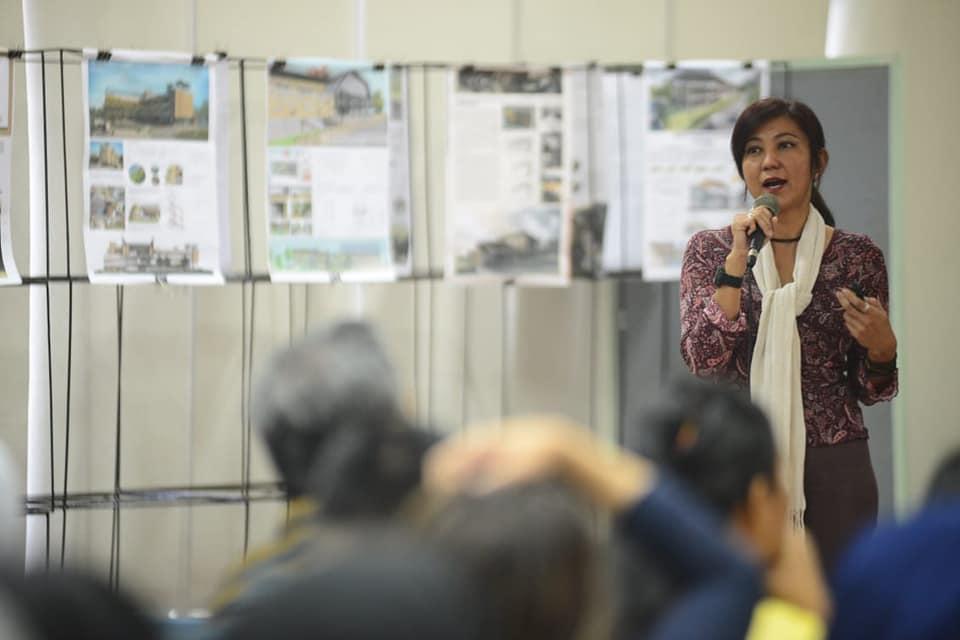 Kuliah Tamu 20 September 2019: Anneke Prasyanti