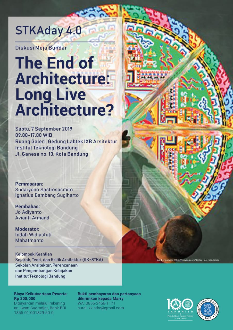 STKA Day 4: The End of Architecture: Long Live Architecture (?)