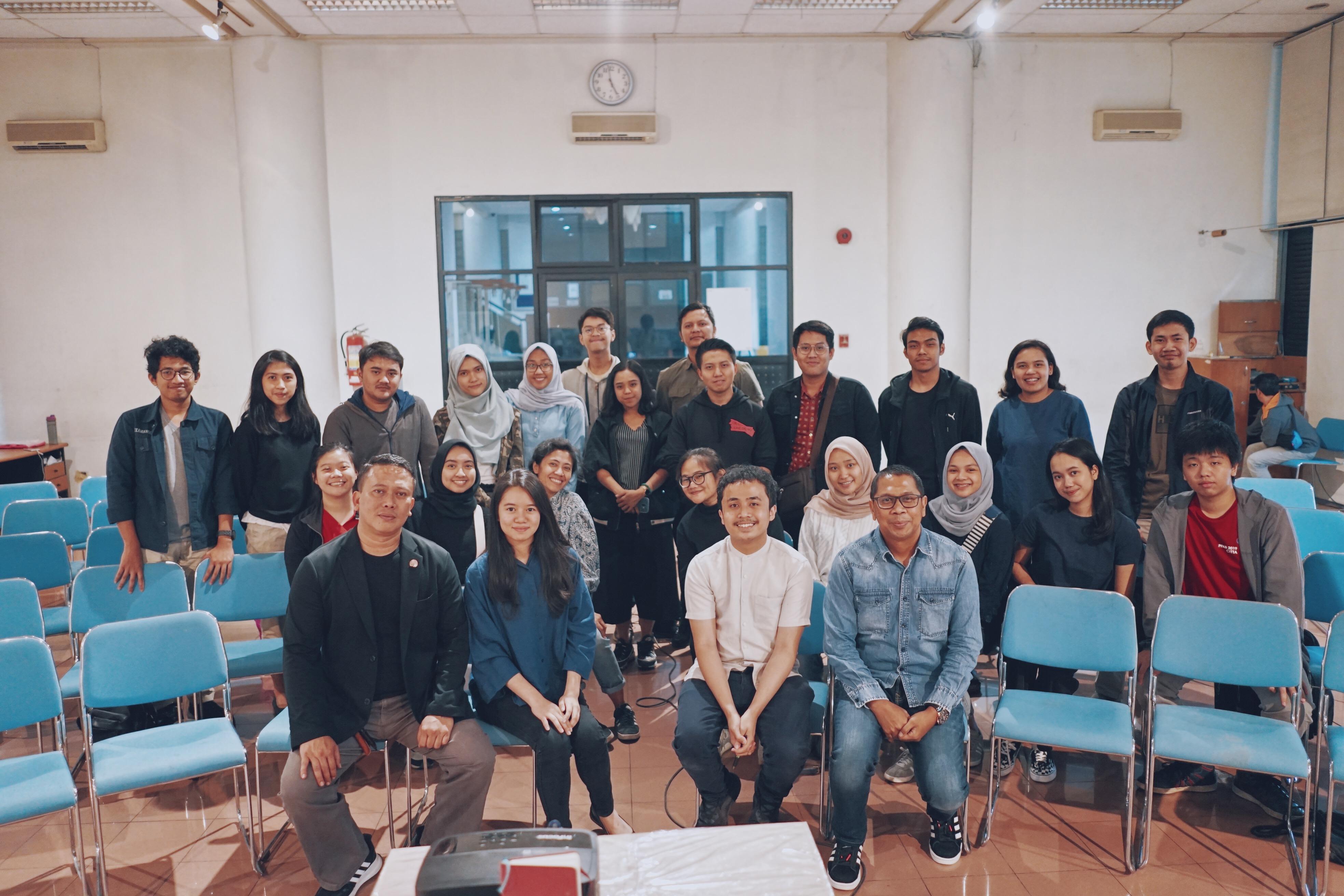 Pameran dan Diskusi Mahasiswa Angkatan 2016- 16-21 September 2019