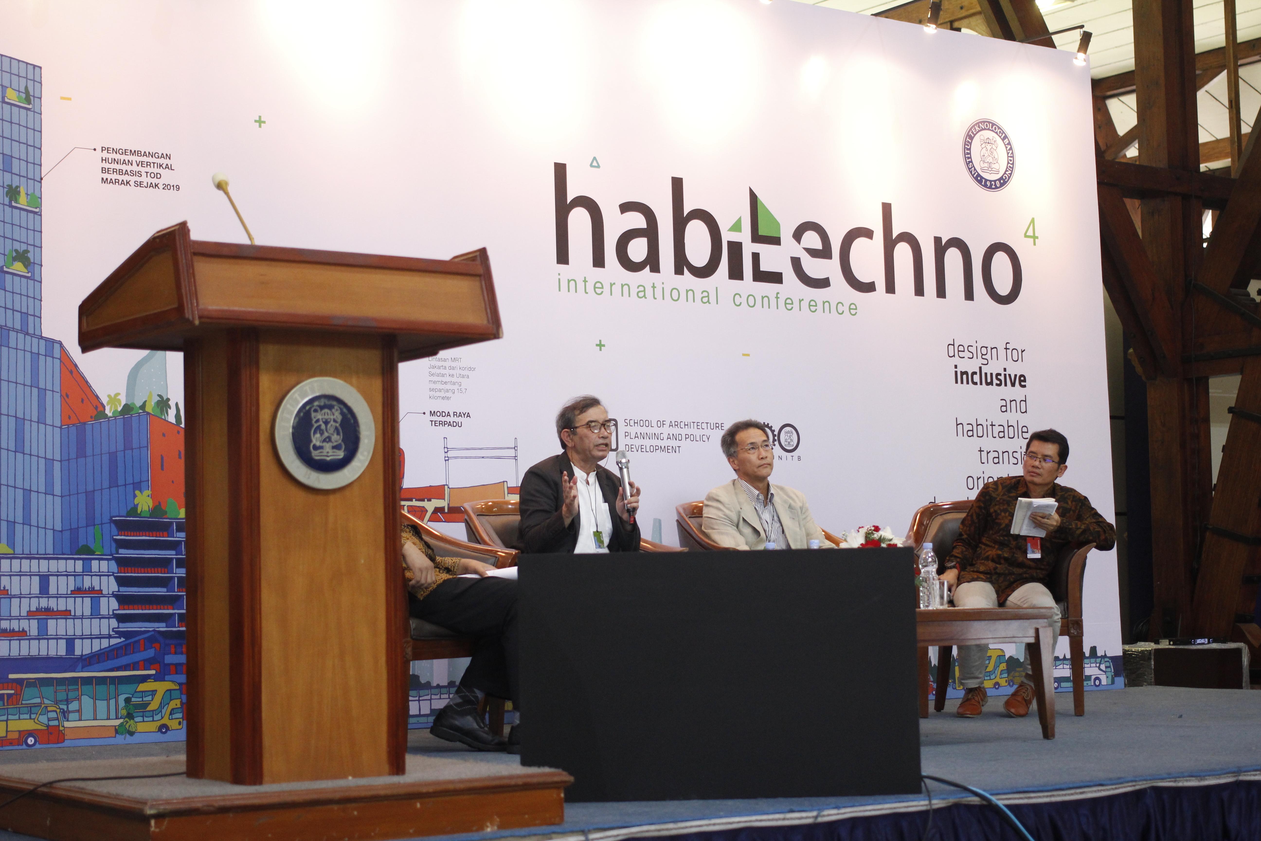 Habitechno 4 International Conference 16 November 2019