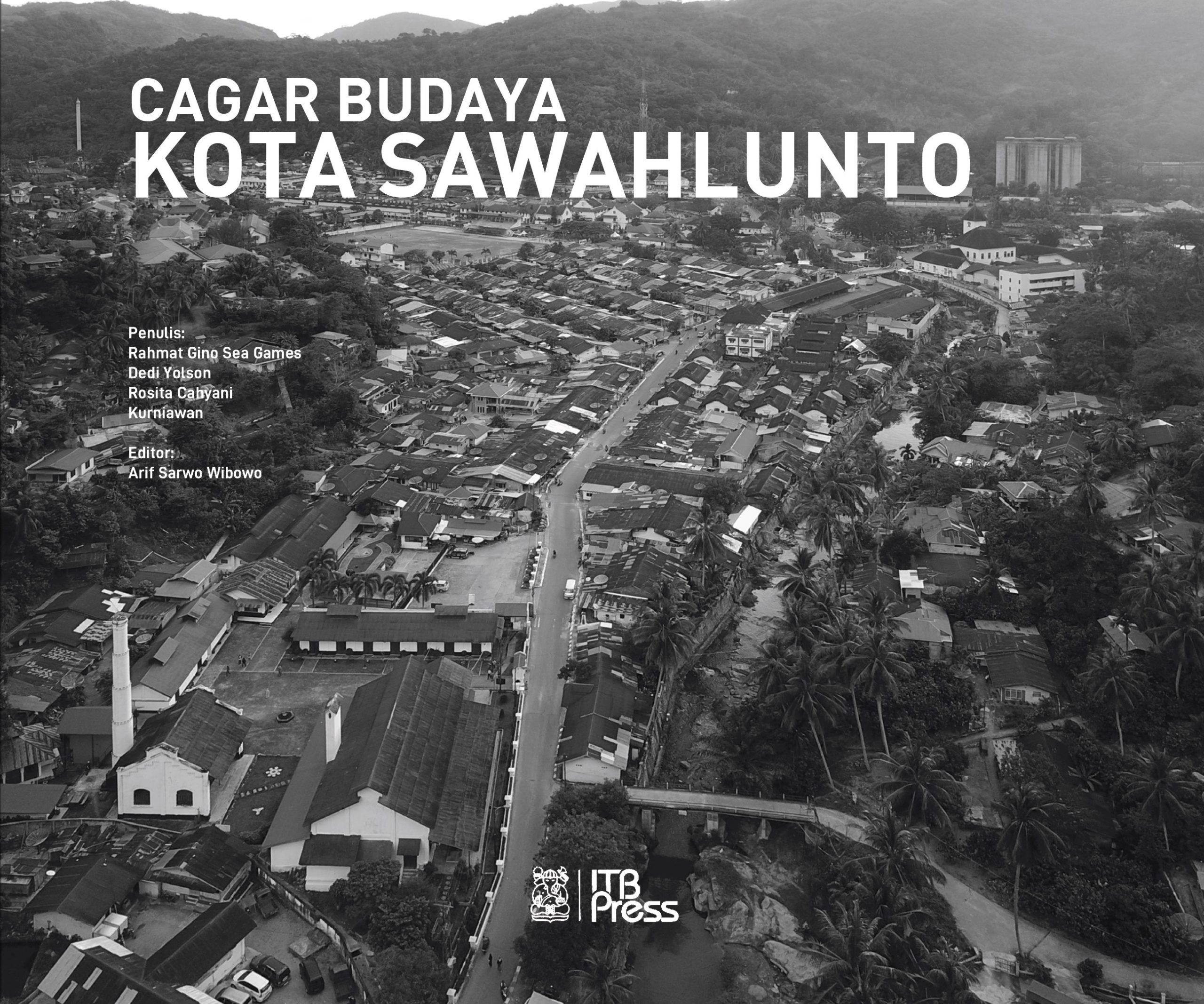 Buku Cagar Budaya Kota Sawah Lunto