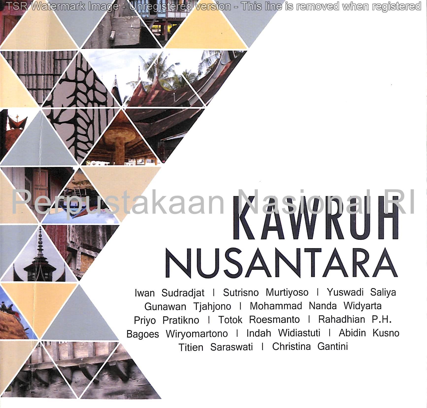 Buku Kawruh Nusantara