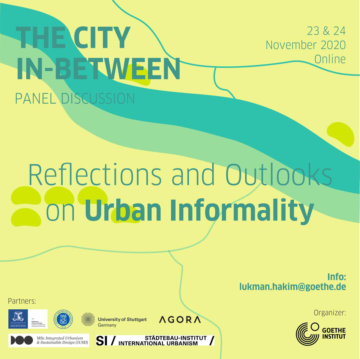 The City in-Between: Reflections and Outlooks on Urban Informality