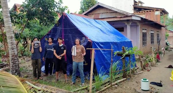 Laporan Pengabdian Masyarakat ITB : Pasca Gempa Sulawesi Barat